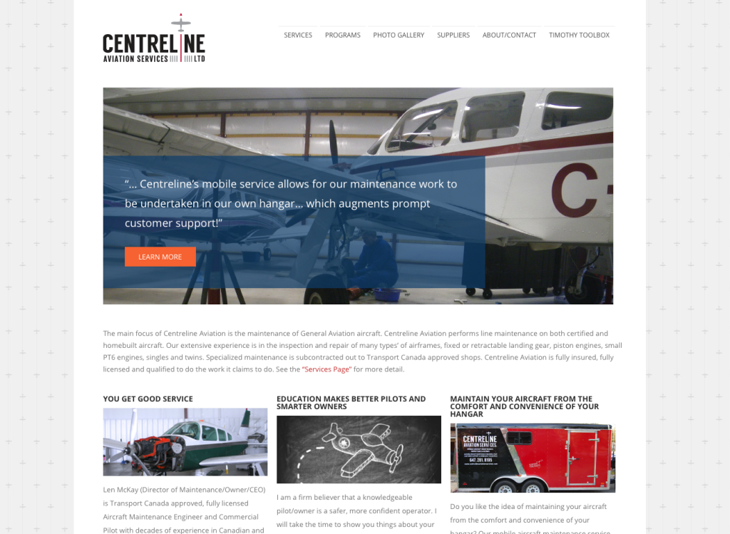 Centreline Aviation Services