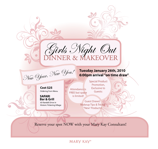 Mary Kay Party Invitations is one of our best ideas you might choose for invitation design
